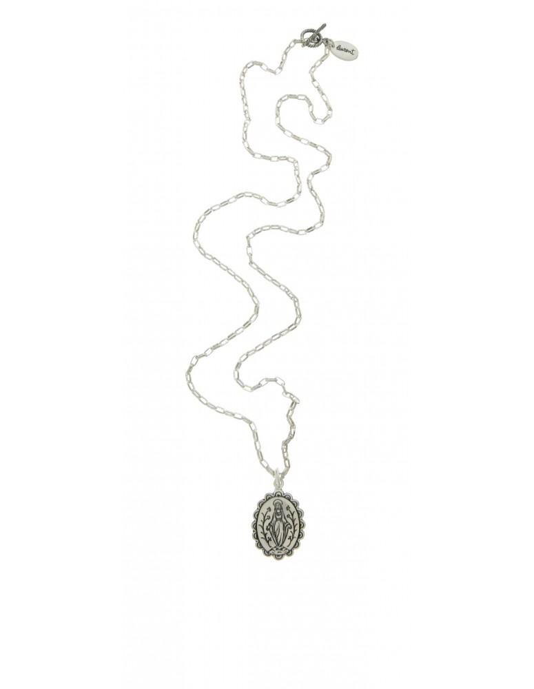 Girocollo mammasantissima argento