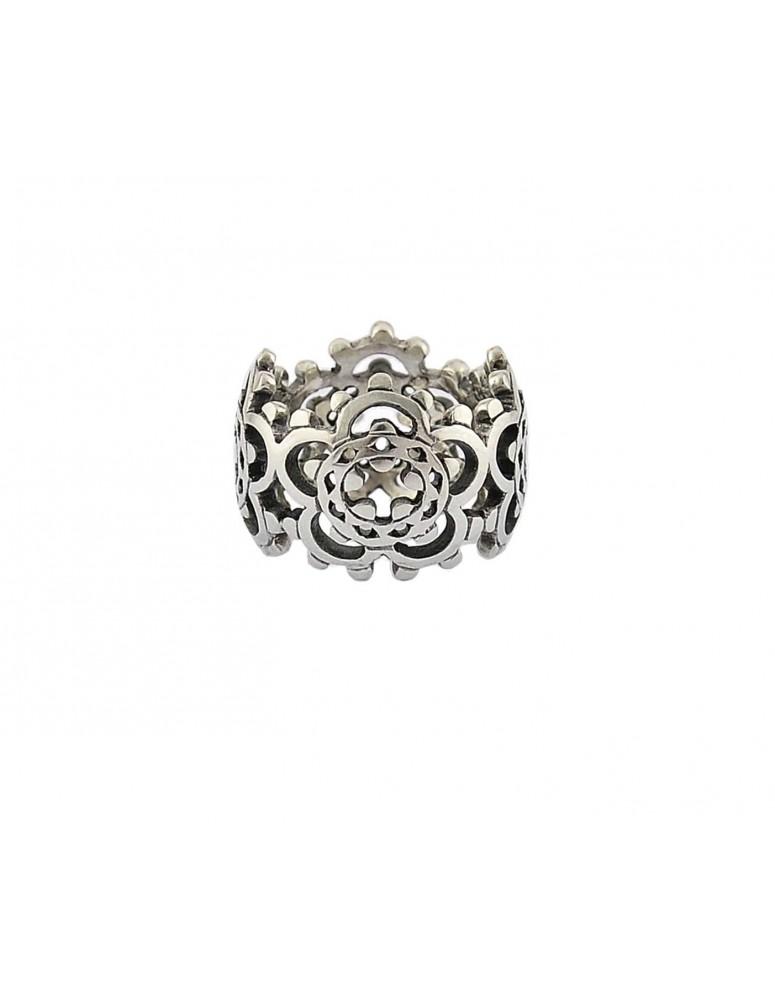 Anello filigrana argento