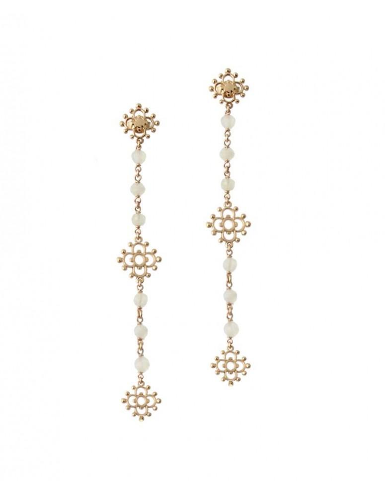 Orecchini rosario torcello